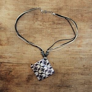 Mother of Pearl Pendant Necklace Mix/Match 3/$15!